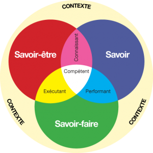 Schema competence | Reseau Carrieres