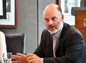 Beaudoin Bergeron - Président de l'AFG